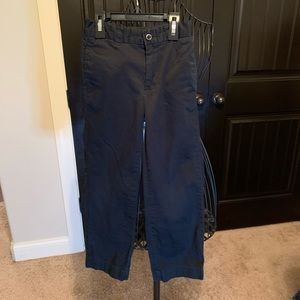 Polo | Black | Chino Pants | 7 | NWOT | Adj Waist